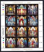 Guernsey 1993 Blok Nr 25 ** Zeer Mooi Lot K 470