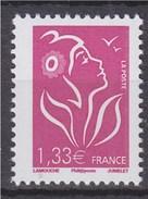 = Marianne De Lamouche Phil@poste N°4157 Neuf Gommé 1.33€ Lilas - 2004-08 Marianne (Lamouche)