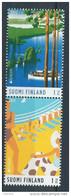 Finlande 2012 N° 2146/2147 Neufs Europa Tourisme