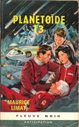 FNA 283 - LIMAT, Maurice - Planétoïde 13 (BE+)