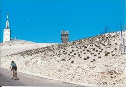 84 - Sommet Du Mont VENTOUX - Nouvelle Tour-relais De Télévision - Tour De L'Observatoire - Francia
