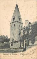 Yvoir - Spontin - Souvenir De Spontin - L' Eglise - Edit. Hoffmann N° 4111 - Yvoir