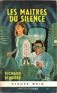 FNA 279 - RICHARD-BESSIERE, F. - Les Maîtres Du Silence (BE+)