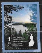 Finlande 2014 N°2281 Neuf Parc De Linnansaari