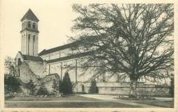 Abbaye N.-D. D'ORVAL - Vue Sur La Basilique - Belgique