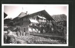 AK Charmey, Hotel Du Marchal Ferrant - FR Fribourg