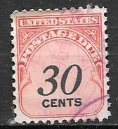 1959 30 Cents Postage Due, Used - Postage Due