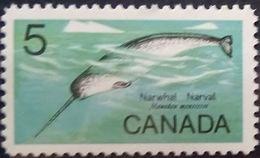 Canada, 1968, Narval, MNH
