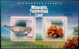 Indonesia, 2005, Marine Mammals, MNH