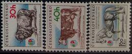 Czechoslovakia, 1976, Animals, Farm, Horse, MNH