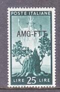 ITALY  AMG  FTT   12    ** - 7. Trieste