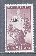 ITALY  AMG  FTT   13    ** - 7. Trieste
