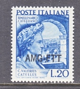 ITALY  AMG  FTT   56    ** - 7. Trieste