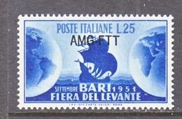 ITALY  AMG  FTT   129     **   LEVANT  EXPO. - 7. Trieste