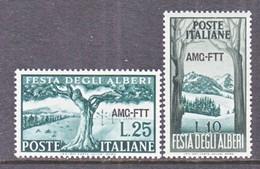 ITALY  AMG  FTT   136-7     **   FESTIVAL  OF  TREES - 7. Trieste