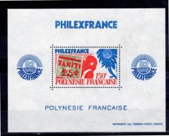 POLYNESIE - BLOC N° 6  **  (1982) - Blocs-feuillets
