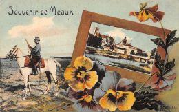 77-MEAUX-N°355-H/0151 - Meaux
