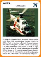 Carte De Jeu /  L' Hélicoptère, - Vecchi Documenti