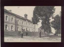 35 Tinténiac Place De La République L'école Des Garçons & Route De St Malo édit. Lamiré N° 3767 - Francia