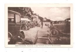 Montrichard-Les Touristes Aux Caves Monmousseau-voiture Ancienne.(B.9165) - Montrichard