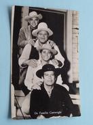 De Familie CARTWRIGHT ( H.A.C.O. Star - Antwerpen ) Anno 19?? ( Zie Foto Details ) !! - Artistes