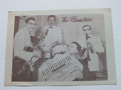 The RENALDOS Dansorkest (  Café DANCING STARLIGHT Montignystraat 148 Antwerpen ) Anno 19?? ( Zie Foto Details ) !! - Photos