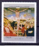 Italien '500 J. Reformation, Cranach U. Luther' / Italy '500th Ann. Of Reformation, Cranach & Luther' **/MNH 2017