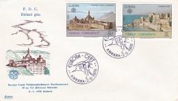 Turkey 1978 FDC Europa CEPT (T17-12)