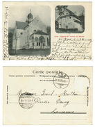 Suisse // Schweiz // Switzerland //  Zug  //  Zug, Kapelle St.Verena Mit Klause - ZG Zoug