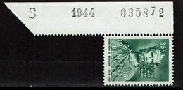 662 Bdf  **  S 1944  035872