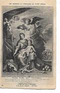 """""""  Les  Maitres   De  L,Estampe  Au  XVIII Eme   Siècle  -  Notre   Dame  Des Victoires   """" - F  Boucher - Otros Ilustradores"""
