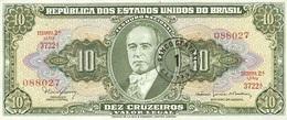 Brasil 1967, 1 Centavo (UNC) - CF2208 - Brasil