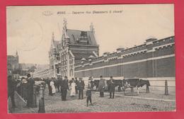 Mons - Caserne Des Chasseurs à Cheval Et Marché Aux Bestiaux  - 1911 ( Voir Verso )