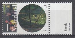 Nederland - Flora En Fauna Naardermeer - Snoek - MNH - NVPH 3298 - Periode 2013-... (Willem-Alexander)