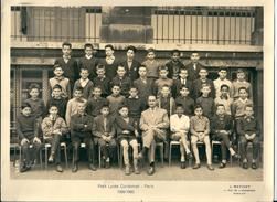 75 PARIS   - PETIT  LYCEE  CONDORCET - Paris  1959 -1960  , Photo  De Classe  J Rativet - Education, Schools And Universities