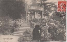 MEURTHE Et MOSELLE - Exposition De NANCY - 56 - L'Aquarium - Nancy
