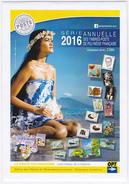 Polynésie Française / Tahiti - Enveloppe - Série De 20 Timbres De 2016 - Neufs - Années Complètes