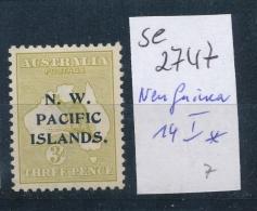 Neu Guinea  Nr. 14 I  *  (se2747    ) Siehe Scan