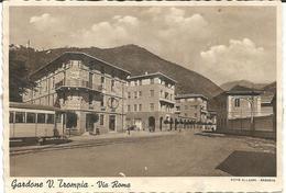 GARDONE VAL TROMPIA - VIA ROMA - Brescia
