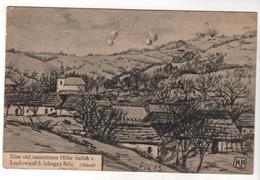 Nr. 7163, Feldpost,  Lupkowpaß Bei Izbugya Bela, Slowakei, Zbudska Bela - Weltkrieg 1914-18