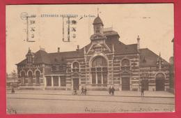 Etterbeek - La Gare - 1923 ( Voir Verso ) - Etterbeek
