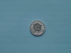 1953 - 1/2 Franc / KM 23 ( Details Zie Foto ) ! - Suisse