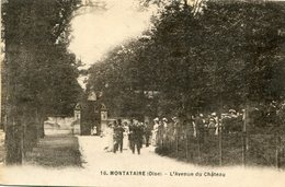 MONTATAIRE(MARIAGE) - Montataire