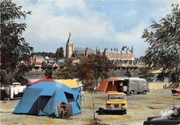 45-GIEN- LE CAMPING AU BORD DE LA LOIRE - Gien
