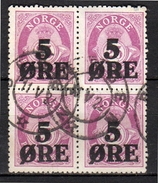 1922 Upper Right With THICK NECK Vf Used (n86)