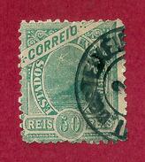 Brasil - 50 Reis - 1894 - Usados