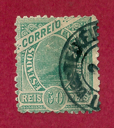 Brasil - 50 Reis - 1894 - Gebruikt