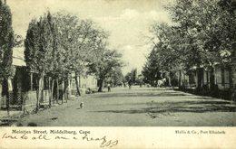 1906  MEINTJES STREET MIDDELBURG CAPE  N     AFRIQUE DU SUD SUDAFRICA  South Africa  - - Afrique Du Sud