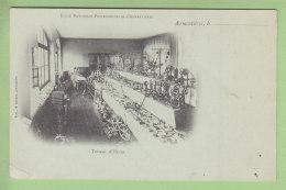 ARMENTIERES : Ecole Nationale Professionnelle, Travaux D'Elèves. 2 Scans. Ed Bulteau - Armentieres