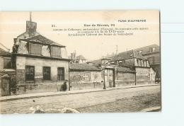 Paris D'Autrefois : Rue De Sèvres. TBE. 2 Scans. Edition ELD - France
